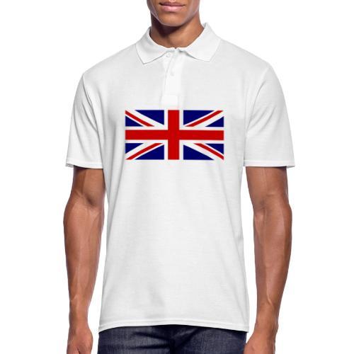 drapeau anglais - Polo Homme