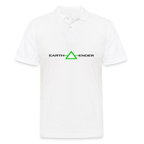 Earthender Pyramid - Männer Poloshirt