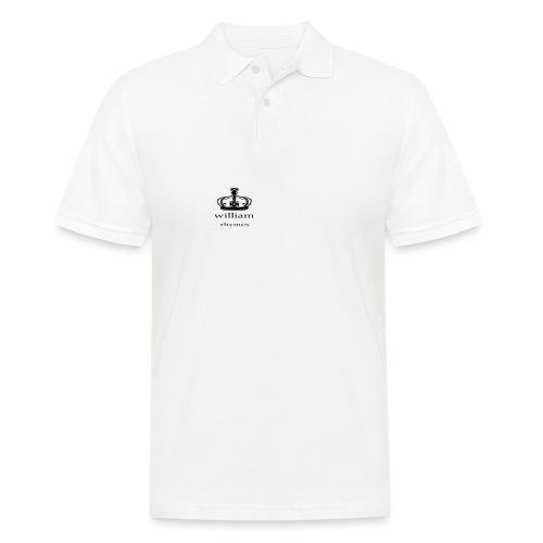 william - Men's Polo Shirt