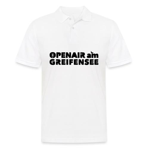 Openair am Greifensee 2018 - Männer Poloshirt