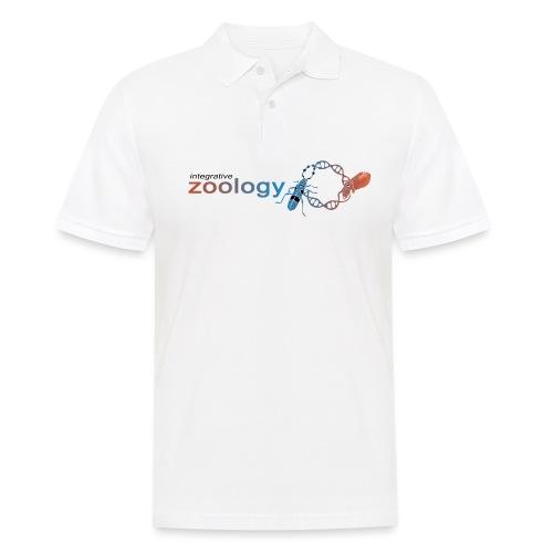 Integrative Zoology Department Logo (bright) - Men's Polo Shirt