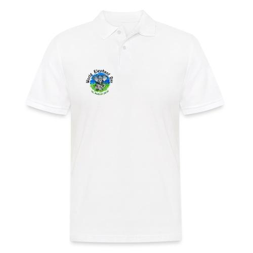 World Elephant Day 2018 - Männer Poloshirt