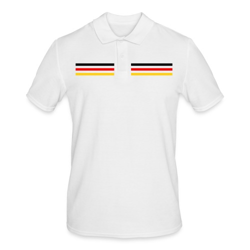 Trait Germany version 1 grand - Polo Homme