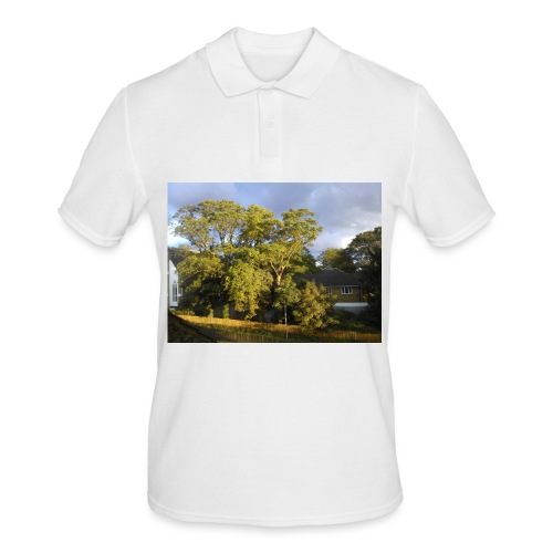 Trees - Men's Polo Shirt