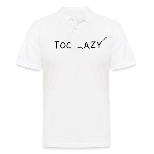 TooLazy - Polo da uomo