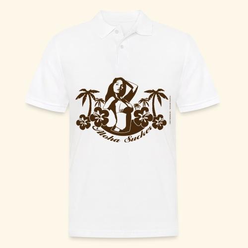 Aloha Sucker - Männer Poloshirt