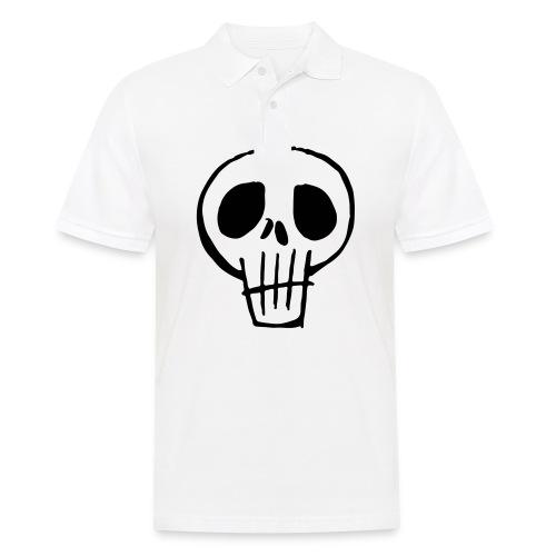 Skull - Männer Poloshirt