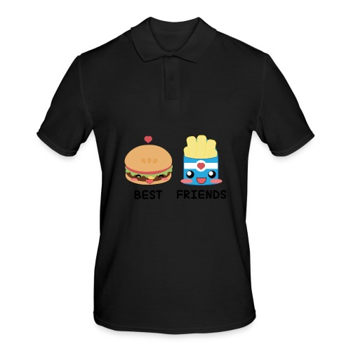 hamburger - Polo da uomo