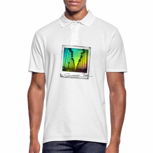 Summer Time - Men's Polo Shirt