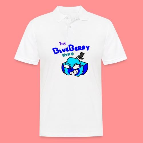 The Blueberry King - Men's Polo Shirt