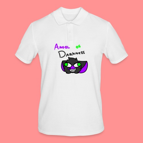 Angel Of Darkness - Men's Polo Shirt