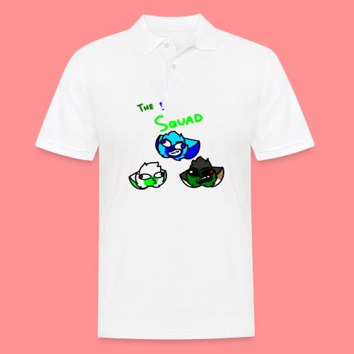 PS 4 Squad - Men's Polo Shirt