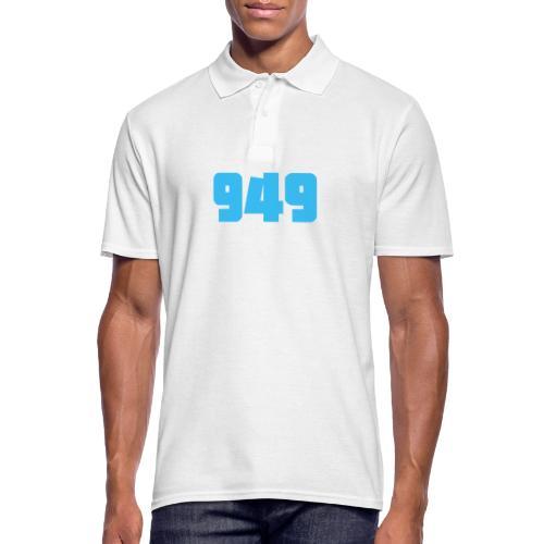 949blue - Männer Poloshirt