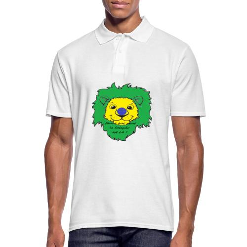 Lion supporter Brésil - Polo Homme