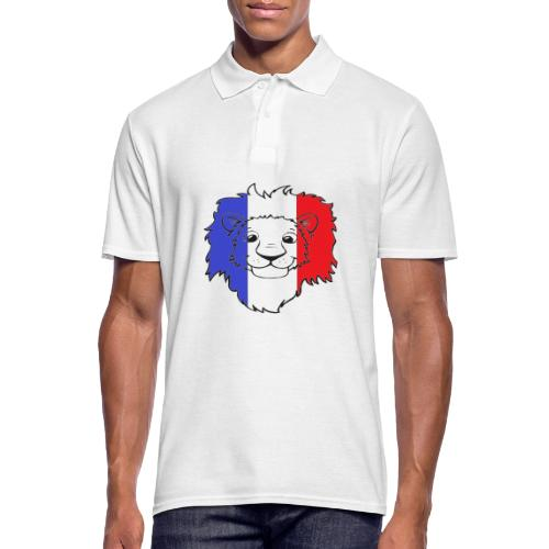 Lion France - Polo Homme
