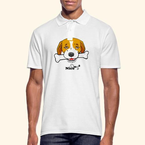Nice Dogs Semolino - Polo da uomo
