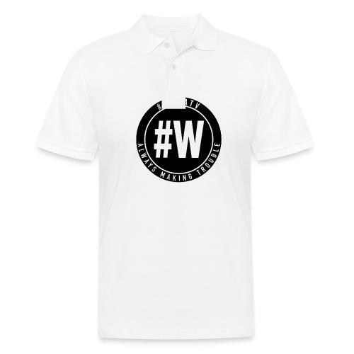 WHOA TV - Men's Polo Shirt