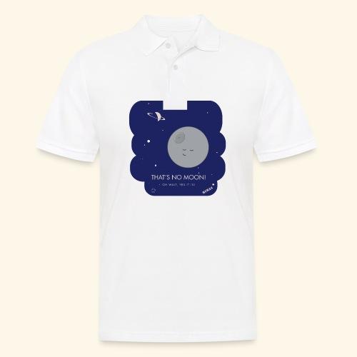 Mimas - Thats no moon - Pikétröja herr