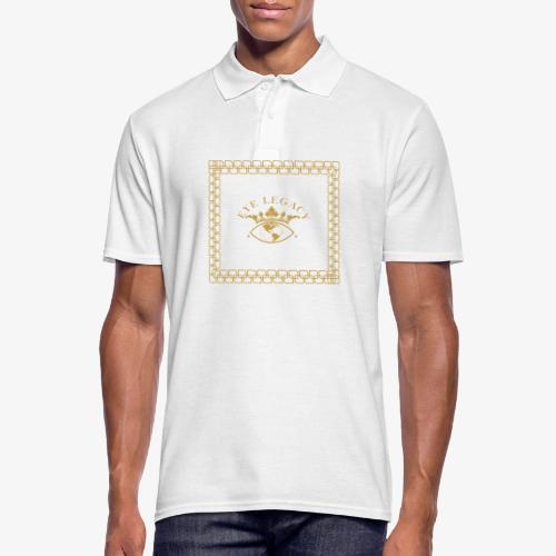 EYE LEGACY (Gold) - Men's Polo Shirt