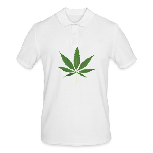 weed - Men's Polo Shirt