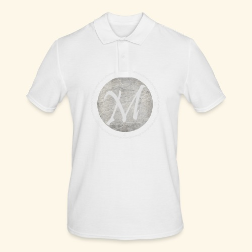 Montis logo - Pikétröja herr