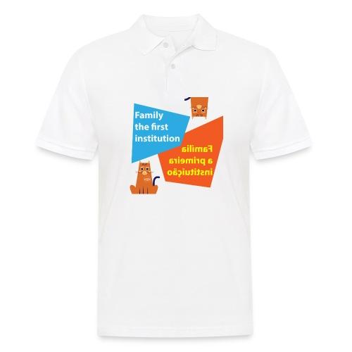 Duna Família - Poloskjorte for menn