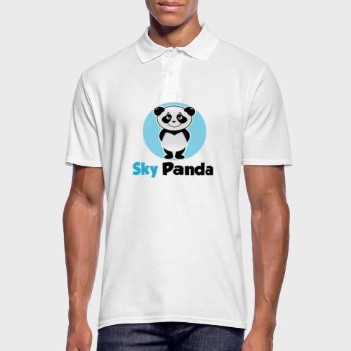 Panda Cutie - Männer Poloshirt