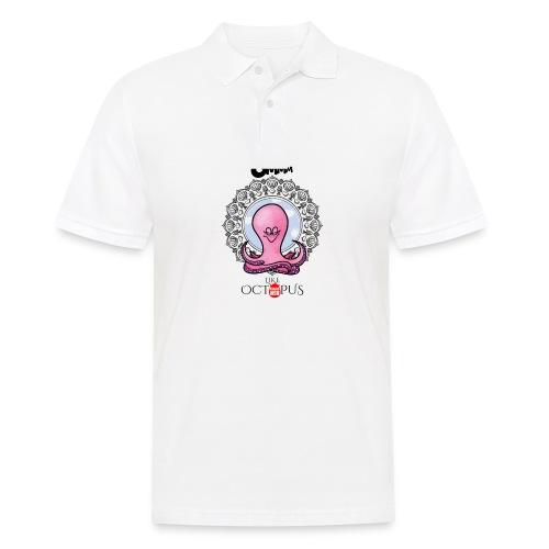 octopus meditation - Men's Polo Shirt