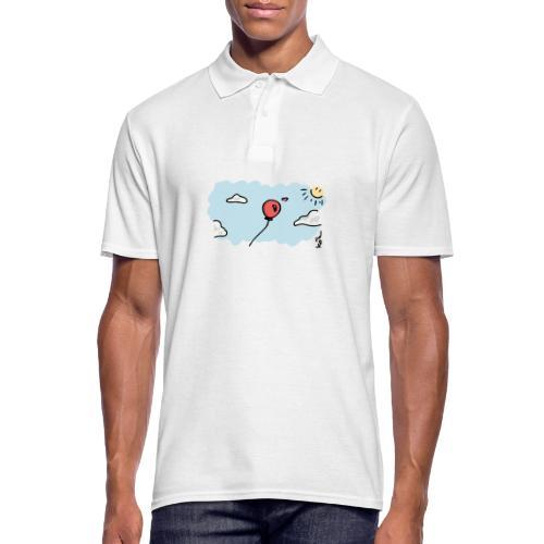 Ballonliebhaber - Männer Poloshirt