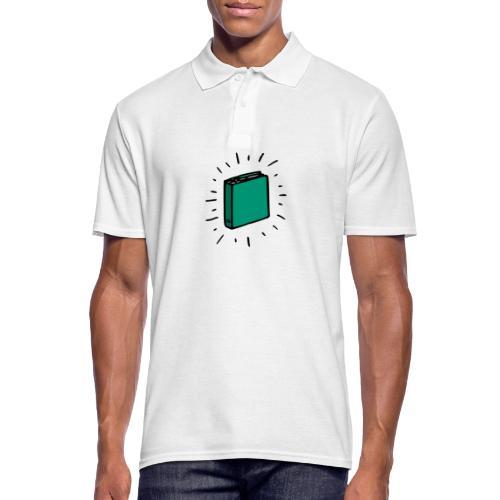 Buchen - Männer Poloshirt
