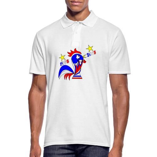 coupe du monde football 2018 mondial France 2018 - Polo Homme