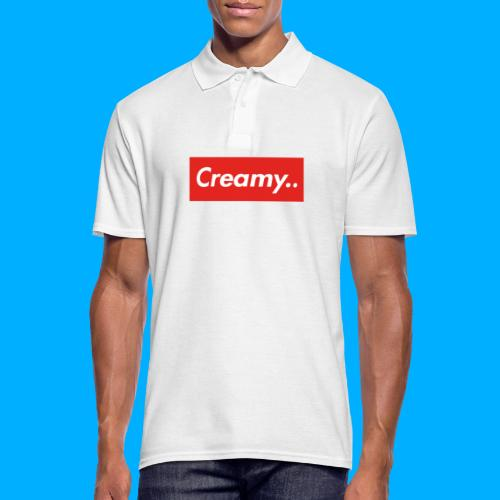 LIMITED EDITION Creamy... Shirts - Men's Polo Shirt