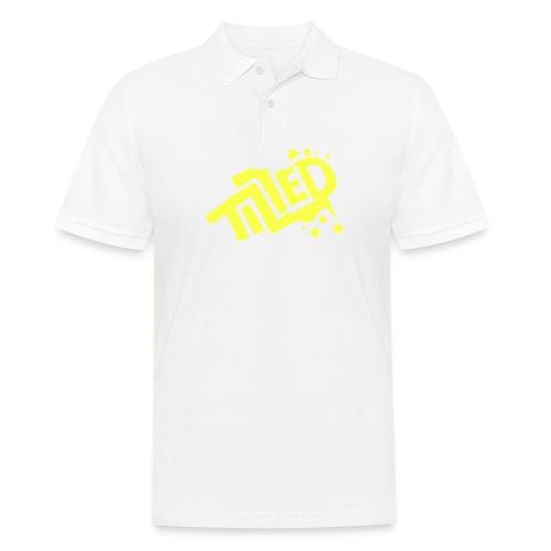 Fortnite Tilted (Yellow Logo) - Men's Polo Shirt