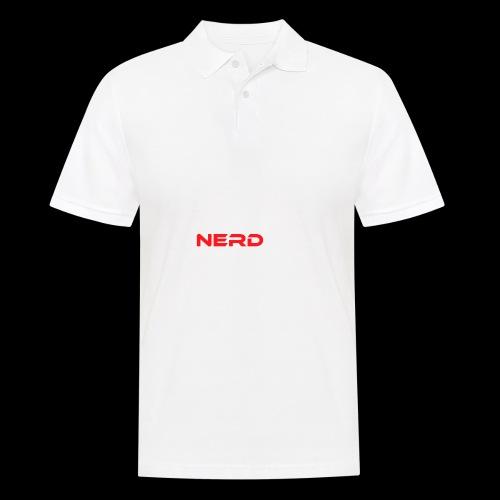 The coolest Nerd ever - Männer Poloshirt