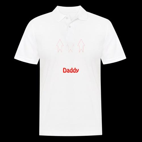 The coolest Daddy ever - Männer Poloshirt
