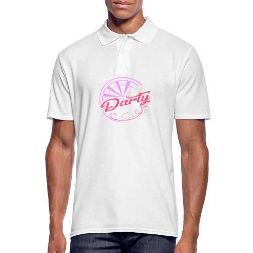 Talk Darty To Me Tee Design gift idea - Men's Polo Shirt