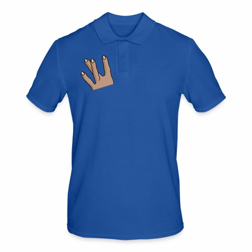 WestSide Fingers © - Men's Polo Shirt