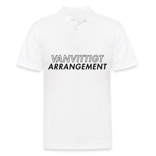 Vanvittigt Arrangement : Polo-Shirt - Herre poloshirt