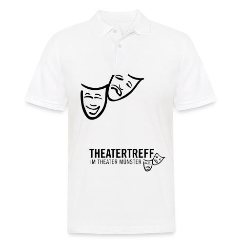 logo_tt - Männer Poloshirt