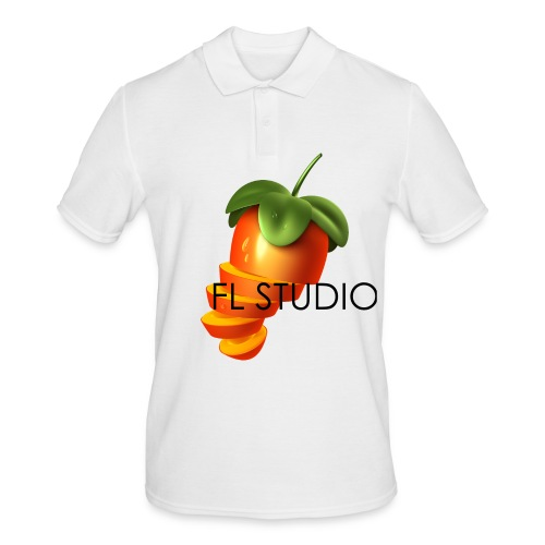 Sliced Sweaty Fruit - Men's Polo Shirt