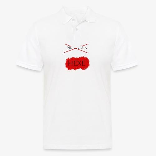 HEXE - Männer Poloshirt