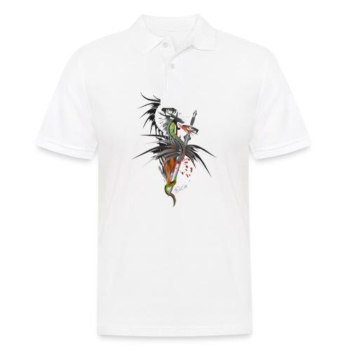 Dragon Sword - Drachenkampf - Männer Poloshirt