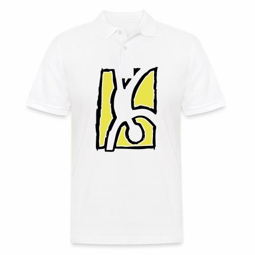 Capoeira: Hand stand - Men's Polo Shirt