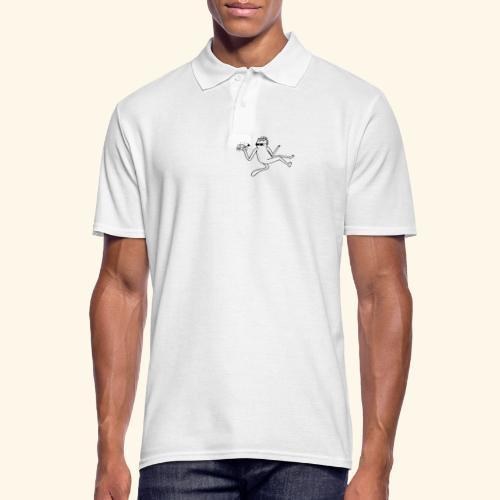 Dirtycat - Männer Poloshirt