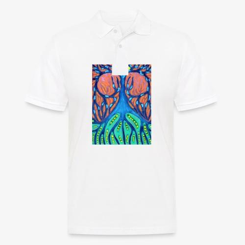Drapieżne Drzewo - Koszulka polo męska