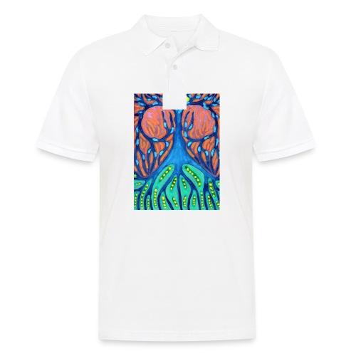 Drapiężne Drzewo - Koszulka polo męska
