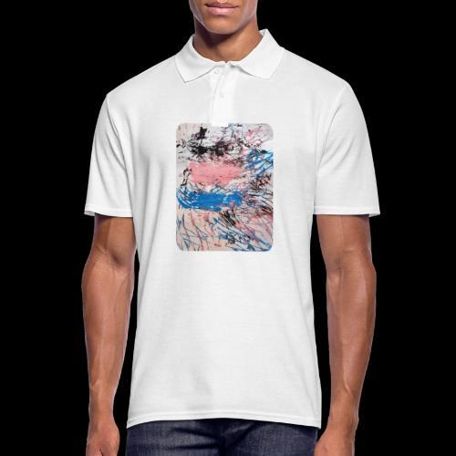 Emelie Kunstwerk V. - Männer Poloshirt