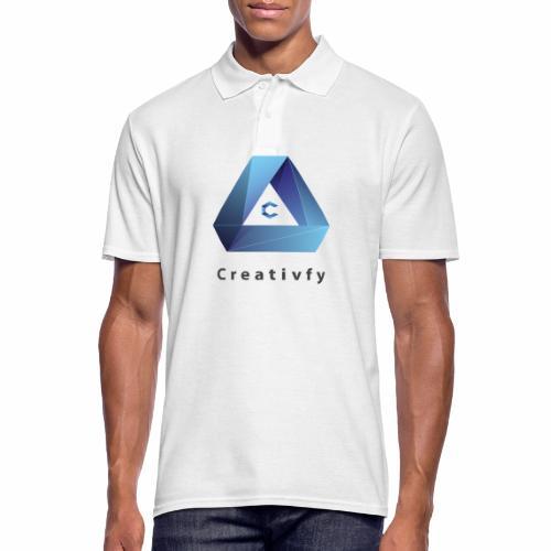 creativfy - Männer Poloshirt