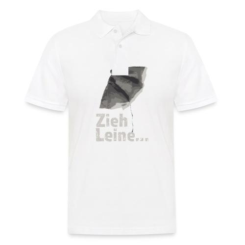 Zieh Leine - Männer Poloshirt