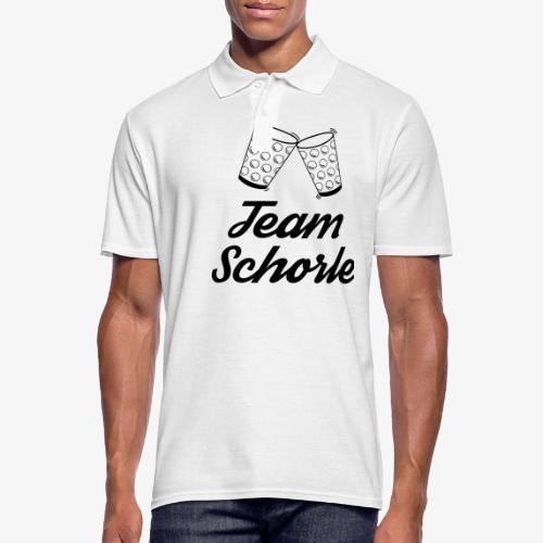 Team Schorle - Männer Poloshirt